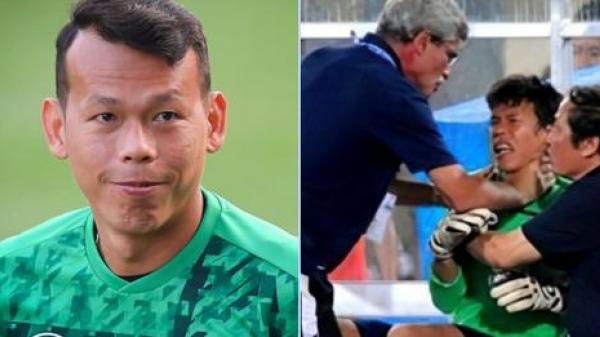 Thủ môn Bùi Tấn Trường: Từng mắc sai lầm chí mạng 12 năm trước, tin đồn giải nghệ và sự trở lại ngạo nghễ ở vòng loại World Cup 2022