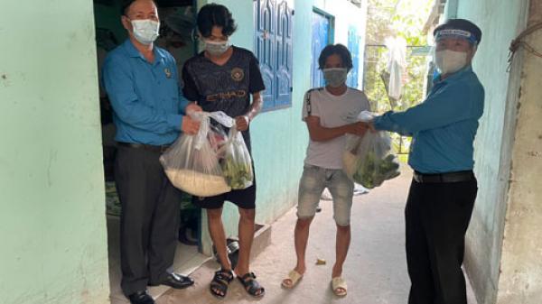 52,5 tỉ đồng hỗ trợ công nhân TP HCM, Bình Dương và Đồng Nai