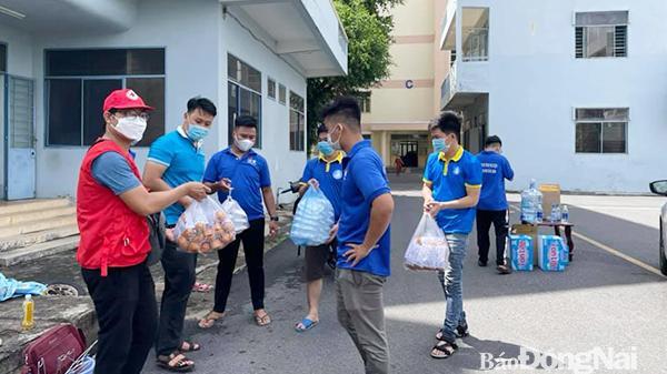 9 bệnh viện dã chiến quá tải, Đồng Nai thiết lập thêm Bệnh viện dã chiến số 10
