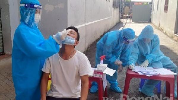 Sáng 20-8: Đồng Nai vượt 16 ngàn ca bệnh Covid-19