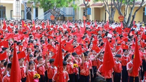 Ngày 12/9, Đồng Nai khai giảng năm học mới