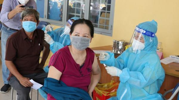 Đồng Nai: Xét nghiệm, tiêm vaccine cho toàn dân trong khu nhà trọ