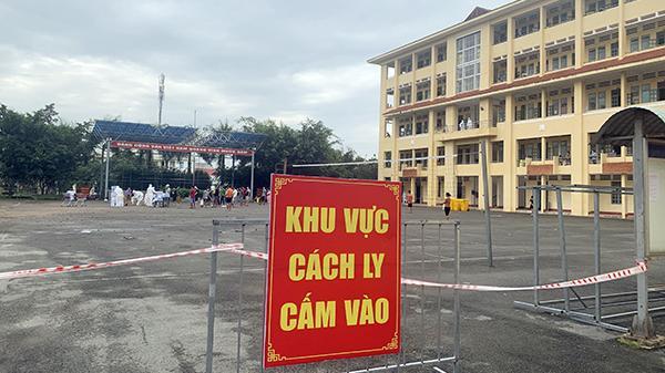 TP.Biên Hòa: Nhiều khó khăn trong quản lý các khu cách ly
