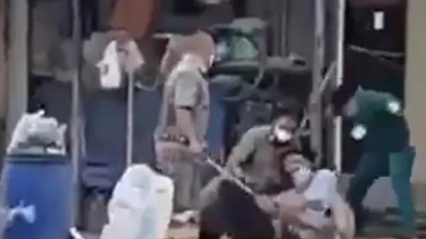 Dân quân, dân phòng ẩu đả với 2 người dân ở Đồng Nai: Do leo rào qua chốt bị phát hiện