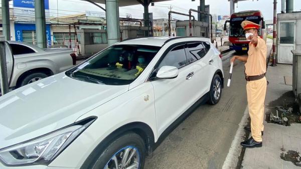 Chưa cho người lao động đi xe cá nhân từ TP.HCM đến Đồng Nai