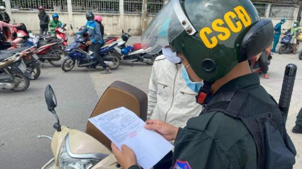 Đồng Nai không kiểm tra giấy đi đường đối với người lao động