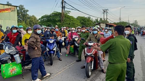 Đồng Nai sẽ đón hơn 2.300 người về quê