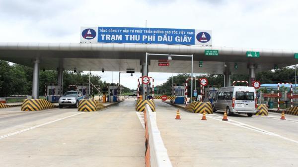 Thu phí trở lại tuyến cao tốc TPHCM - Long Thành - Dầu Giây