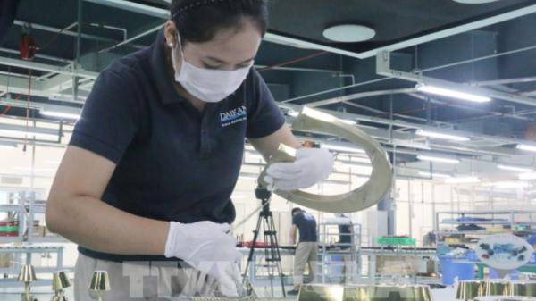 Đồng Nai: Gần 1.400 doanh nghiệp trong KCN hoạt động lại