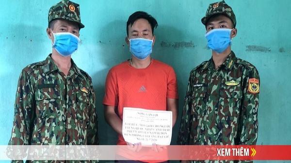 Đã bắt giữ được đṓі tượng đưa nhóm người Trung Quốc nhập cảnh trái phép với giá 65 triệu cho 3 người