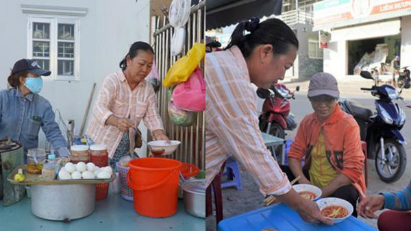 Bình Thuận: Quán bánh căn bên giếng làng Mũi Né