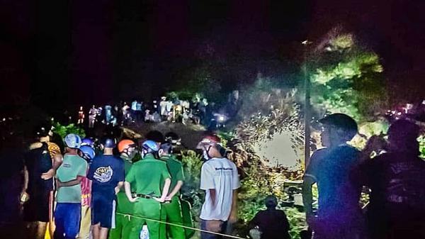 Bình Thuận: Phát hiện 1 người chết dưới hố đất trong rừng