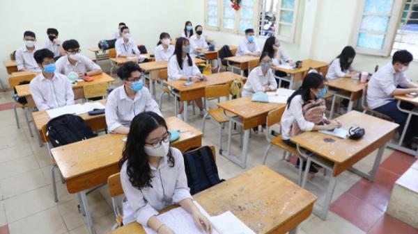 Thí sinh mắc Covid-19 có thể được đặc cách tốt nghiệp Trung học phổ thông