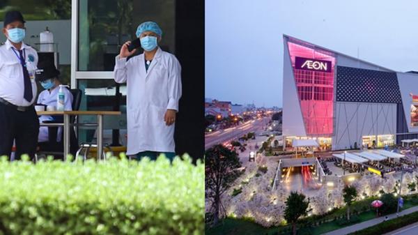 Bệnh nhân mắc Covid-19 thứ 450 đến Aeon Mall liên tục 7 ngày