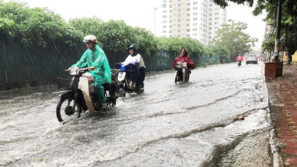 Áp thấp nhiệt đới có khả năng mạnh lên thành bão, mưa lớn bao phủ cả 3 miền từ ngày mai