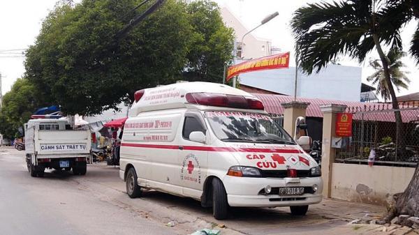 Bình Thuận: Xe cấp cứu hú còi đòi nợ, cả chung cư tưởng bị cách ly