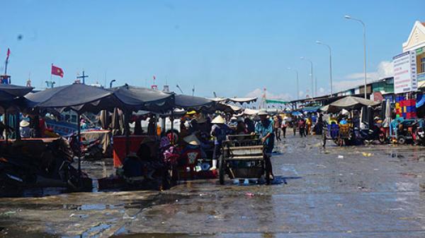 Sớm nâng cấp Cảng cá La Gi