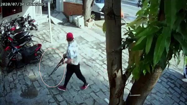 Bình Thuận: Đánh chủ resort bằng báng súng rồi lên xe BMW thoát đi