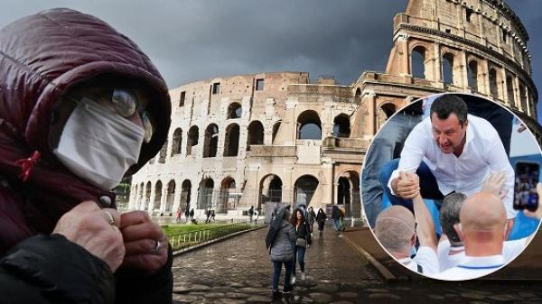 """Nước Ý và câu chuyện """"lội ngược dòng"""" giữa đại dịch covid-19"""