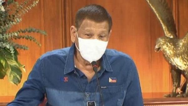 Duterte xin lỗi vì hết tiền hỗ trợ dân giữa Covid-19