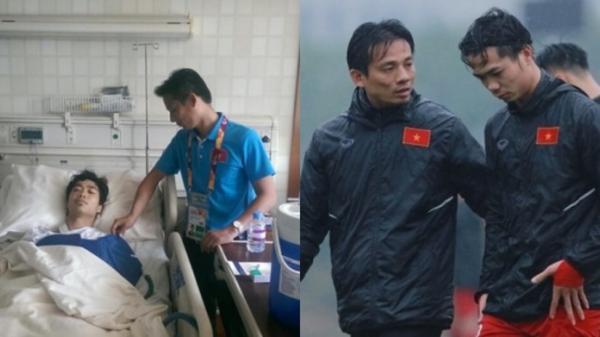 Công Phượng và lá thư kèm 100 USD gửi bác sĩ U23 Việt Nam