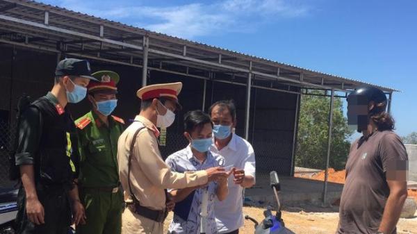 Bình Thuận: Doanh nghiệp 'ma' bảo lãnh 'lụi' người nước ngoài nhập cảnh