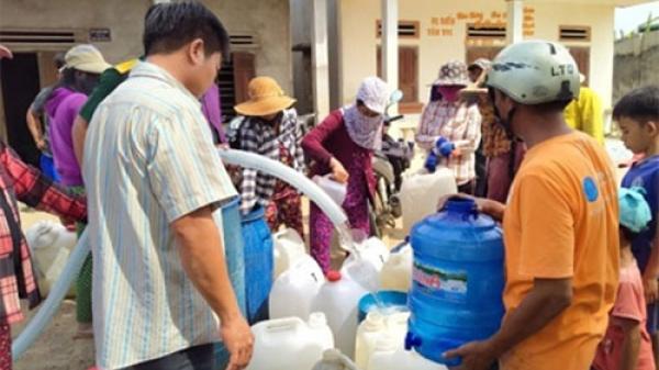 Bình Thuận: Thiệt hại khoảng 20 tỷ đồng do nắng hạn cục bộ