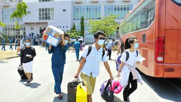Bình Thuận: Gần 2.000 người hoàn thành cách ly