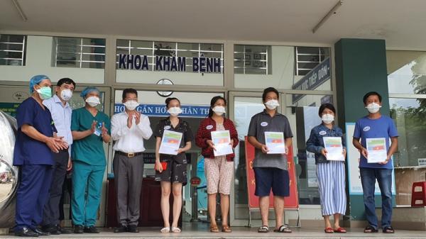 Đà Nẵng: 103 bệnh nhân COVID-19 có kết quả xét nghiệm âm tính