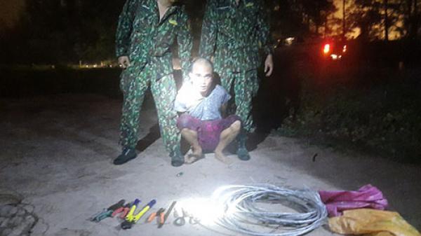 Bình Thuận: Bắt giữ đối tượng trộm cắp tài sản các khu du lịch