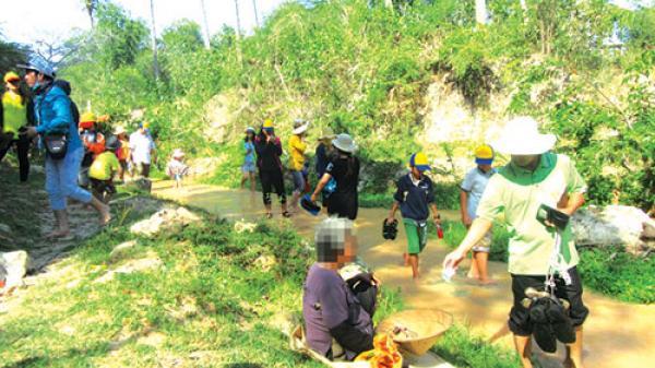Dịp lễ 2/9 Bình Thuận: Hạn chế người lang thang, bán hàng rong chèo kéo khách
