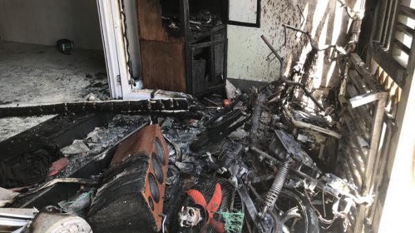 Bình Thuận: Nghi án mua xăng về tự phóng hỏa đốt cả 5 người trong nhà