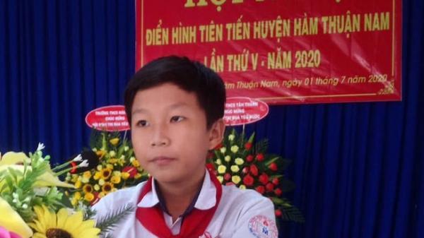 Bình Thuận: Lá thư đẫm nước mắt ngày khai giảng năm học mới