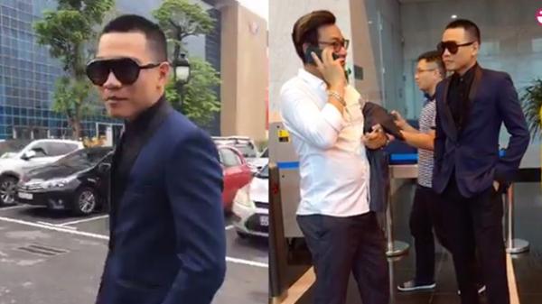 """Nói là làm, Wowy Nguyễn ra tận Hà Nội để """"truy lùng"""" MC Lại Văn Sâm, netizen náo loạn hóng cuộc hội ngộ có 1 không 2"""