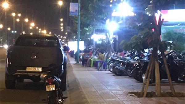 Bình Thuận: Biến vỉa hè, lòng đường thành quán nhậu