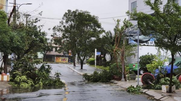 Đà Nẵng tiếp tục cho học sinh nghỉ học do ảnh hưởng của bão số 9