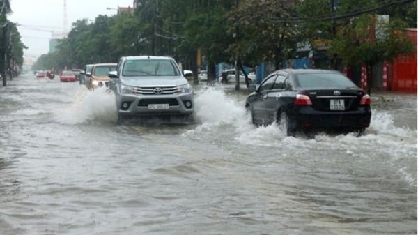 Các tỉnh từ Nghệ An đến Quảng Trị tiếp tục mưa lớn