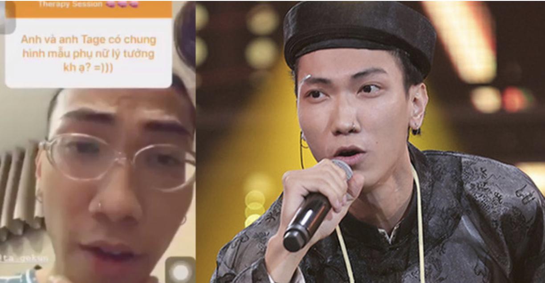 Gonzo (Rap Việt) gặp biến căng: Phát ngôn nhạy cảm khiến fan đồng loạt đòi ngừng bình chọn Chung kết!