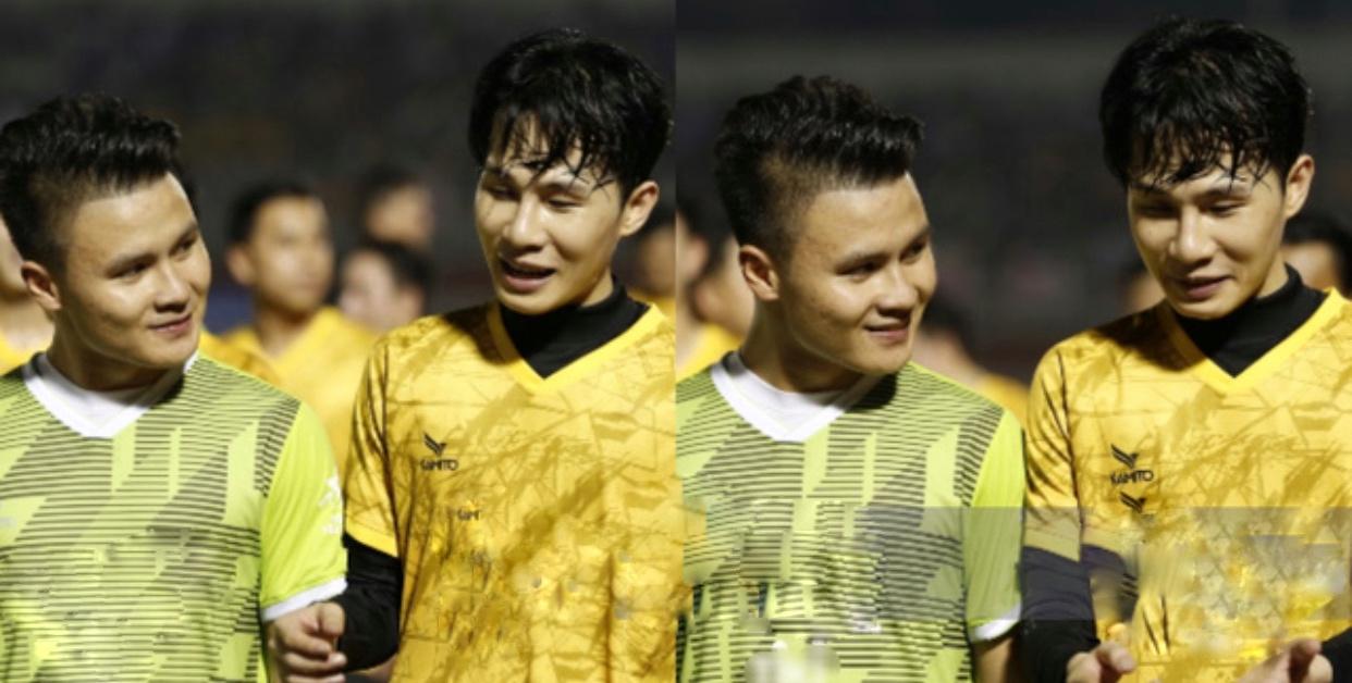 """Tạm quên đau thương bên drama """"cắm sừng"""" với Huỳnh Anh, ánh mắt say đắm của Quang Hải nay đã trao chọn cho Jack mất rồi!"""