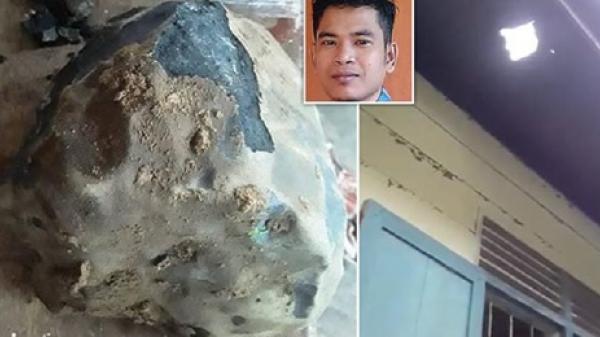 Thợ đẽo quan tài bất ngờ đổi đời nhờ tảng thiên thạch 43 tỷ rơi thủng mái nhà