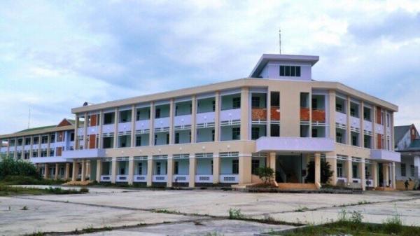 Vụ trường nghề 60 tỷ bỏ hoang: Bình Thuận yêu cầu kiểm tra các gói thầu