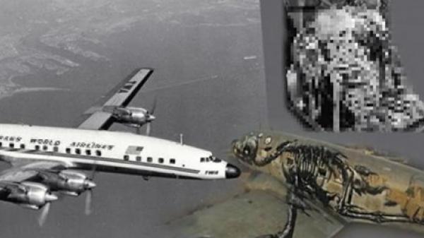 """Bí ẩn chuyến bay """"mất tích"""" suốt 35 năm, khi hạ cánh mọi hành khách đều đã thành hài cốt"""
