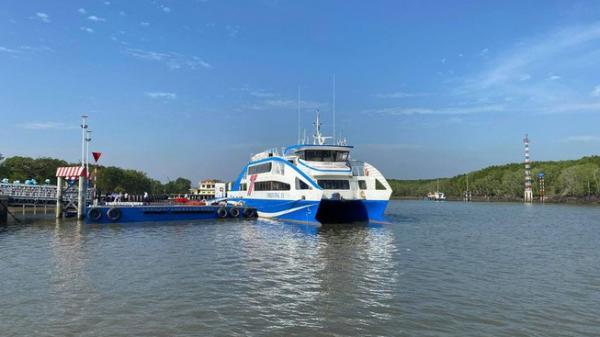 2021 sẽ có tàu cao tốc TP.HCM - Côn Đảo