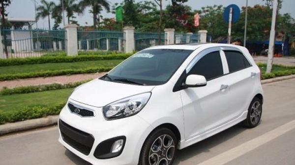 Kia Morning bán rẻ cuối năm lấy xe chạy Tết, có chiếc ngang Honda SH giá 135 triệu đồng