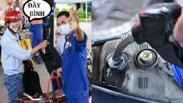 Đổ xăng như thế nào để tiết kiệm tiền và bảo vệ xe máy?