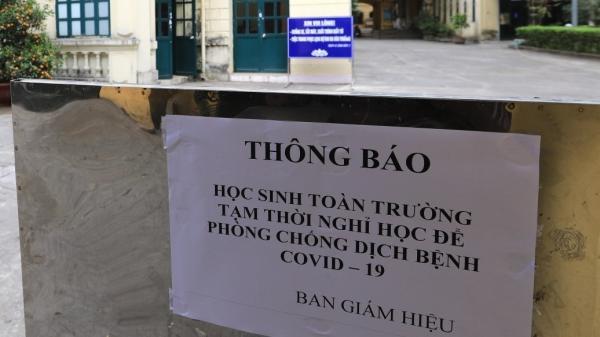 Bà Rịa - Vũng Tàu cho học sinh nghỉ Tết sớm để phòng, chống dịch COVID-19