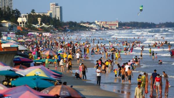 Vũng Tàu đón gần 53.000 du khách dịp Tết
