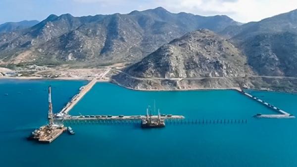 Ninh Thuận tổ chức Lễ ra quân Xuân 2021 Dự án khu bến Cảng Cà Ná