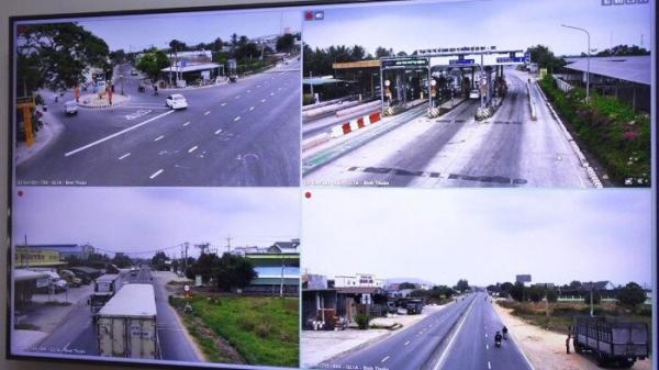"""Bình Thuận: Hàng nghìn lái xe dính phạt vì """"mắt thần"""" giám sát trên QL1 qua Bình Thuận"""