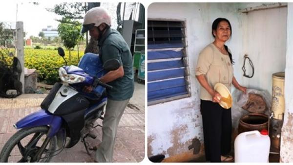 Ninh Thuận: Dân khát giữa trung tâm thành phố